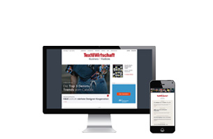 TextilWirtschaft - News, Fashion, Business